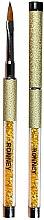 Parfumuri și produse cosmetice Pensulă pentru manichiură, RN 00455 - Ronney Professional Sculp Brush