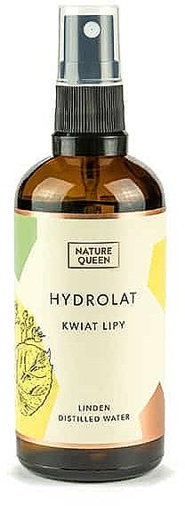 Гидролат из цветов липы - Nature Queen Hydrolat — фото N2