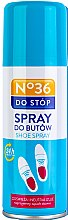 Parfumuri și produse cosmetice Deodorant pentru încălțăminte - Pharma Cf N36 Shoe Spray