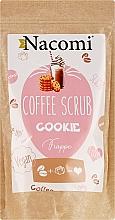 """Parfumuri și produse cosmetice Scrub de cafea """"Cookies"""" - Nacomi Coffee Scrub Cookie"""