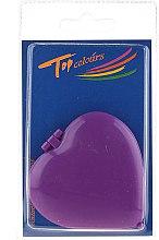 Parfumuri și produse cosmetice Oglindă de buzunar 85550, violet - Top Choice Colours Mirror