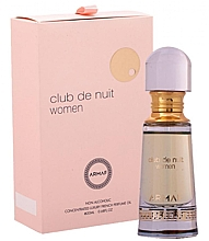 Parfumuri și produse cosmetice Armaf Club De Nuit - Парфюмированное масло