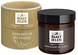 Parfumuri și produse cosmetice Concentrat de față - Bialy Jelen Organic-Nature
