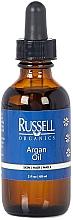 Parfumuri și produse cosmetice Ulei de argan pentru piele, păr și unghii - Russell Organics Argan Oil