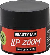Parfumuri și produse cosmetice Scub de zahăr pentru buze - Beauty Jar Lip Zoom Hot Lip Scrub