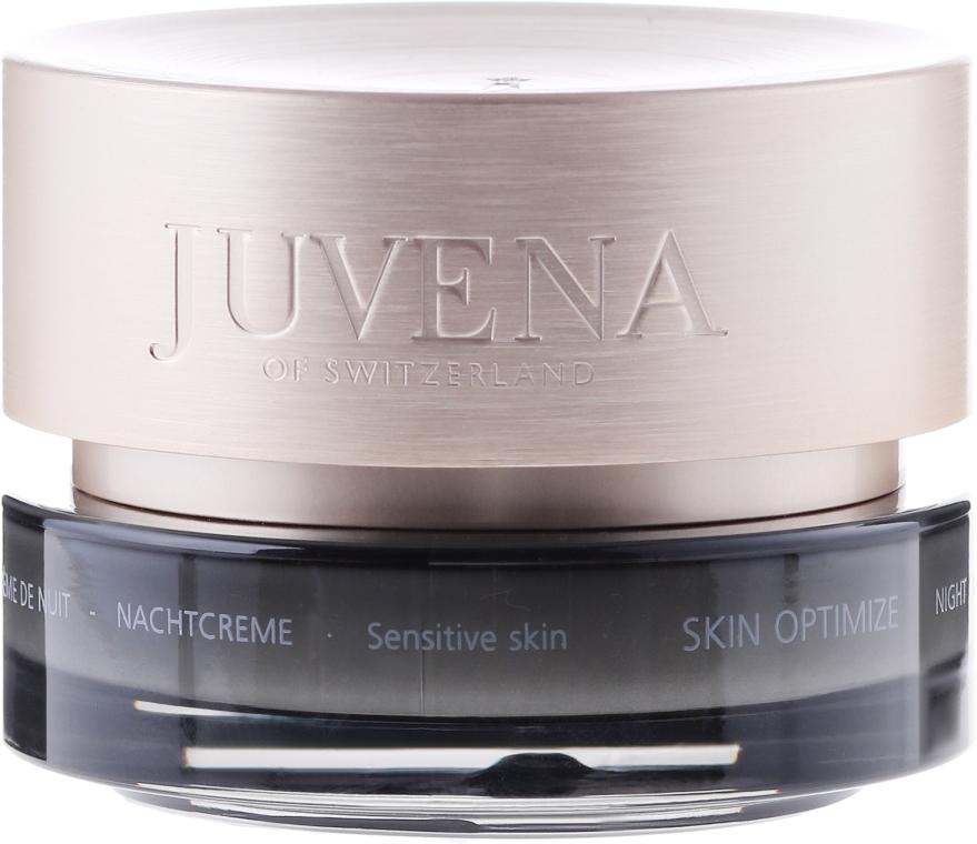 Cremă de noapte pentru pielea sensibilă - Juvena Skin Optimize Night Cream Sensitive Skin — Imagine N2