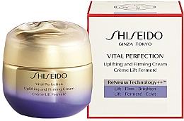 Parfumuri și produse cosmetice Cremă de față - Shiseido Vital Perfection Uplifting and Firming Cream