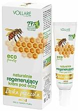 """Parfumuri și produse cosmetice Cremă regenerantă pentru ochi """"Wild Bee"""" - Vollare"""