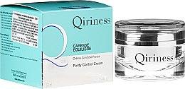 Parfumuri și produse cosmetice Cremă matifiantă pentru față - Qiriness Purify Control Cream