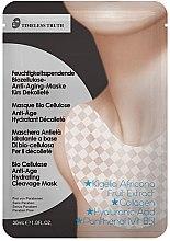 Parfumuri și produse cosmetice Mască pentru gât și decolteu - Timeless Truth Bio Cellulose Anti-Age Hydrating Cleavage Mask