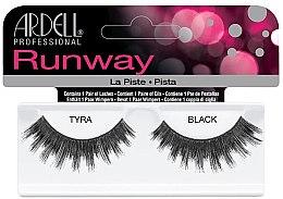 Parfumuri și produse cosmetice Gene false - Ardell Runway Lashes Tyra Black