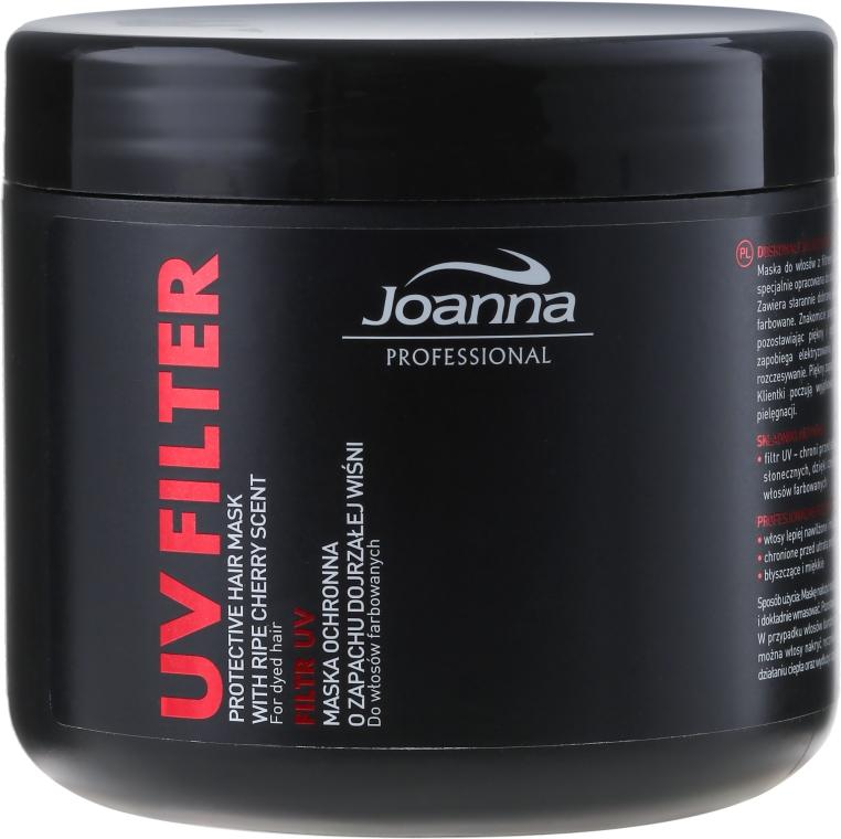 Mască pentru păr vopsit cu filtru UV - Joanna Professional Protective Hair Mask UV Filter