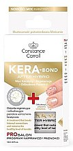 Parfumuri și produse cosmetice Întăritor pentru unghii - Constance Carroll Nail Care Kera-Bond After Hybrid
