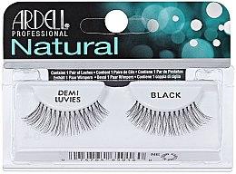 Parfumuri și produse cosmetice Extensii gene - Ardell Natural Lashes Demi Luvies Black