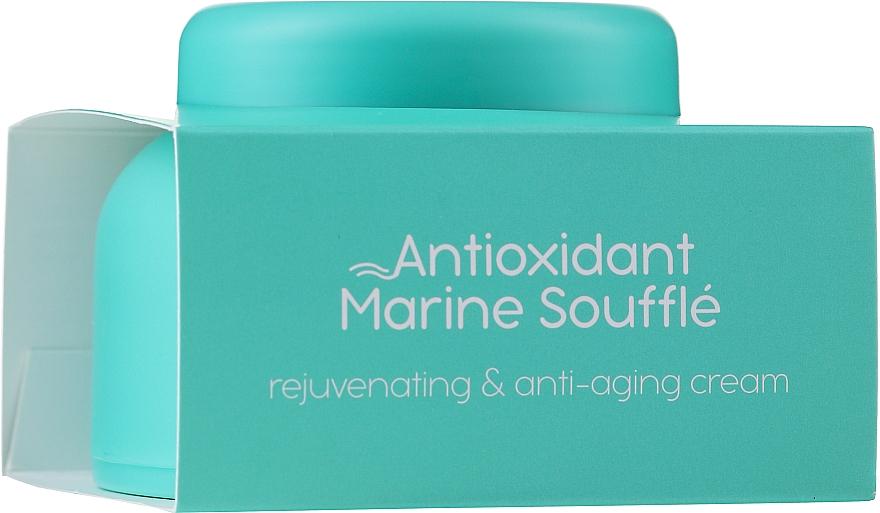 "Суфле для лица против морщин ""Антиоксидант"" - Nacomi Rejuvenating&Anti-aging Cream — фото N2"