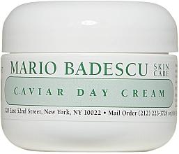 Parfumuri și produse cosmetice Cremă de zi cu extract de caviar - Mario Badescu Caviar Day Cream