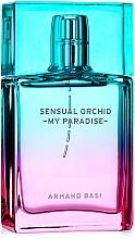 Parfumuri și produse cosmetice Armand Basi Sensual Orchid My Paradise - Apă de toaletă