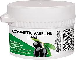 Parfumuri și produse cosmetice Cremă de față - Pasmedic Cosmetic Vaseline Olives