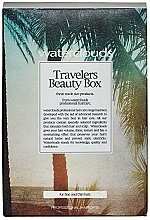 Parfumuri și produse cosmetice Set - Waterclouds Travelers Beauty Box Volume (h/spray/70ml + h/cond/70ml + h/sh/70ml)