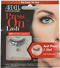 Parfumuri și produse cosmetice Gene false - Ardell Press On Lashes 101 Black