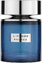 Parfumuri și produse cosmetice Rochas L'Homme Rochas - Apă de toaletă