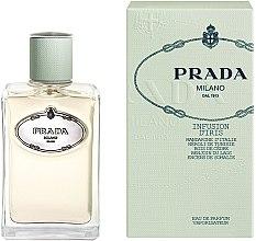 Parfumuri și produse cosmetice Prada Infusion dIris / Prada Milano - Apă de parfum