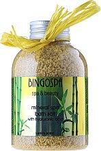 Parfumuri și produse cosmetice Sare de baie pentru Jacuzzi - BingoSpa