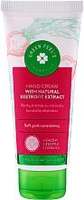 Parfumuri și produse cosmetice Cremă cu extract de sfeclă roșie pentru mâini - Green Feel's Hand Cream With Beetroot Extract