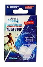 Parfumuri și produse cosmetice Plasture impermiabil - Ntrade Active Plast First Aid Waterproof Plasters Aqua Stop Mix