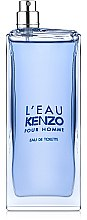 Parfumuri și produse cosmetice Kenzo Leau par Kenzo Pour Homme - Apă de toaletă (tester fără capac)