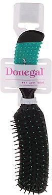 Pieptene de păr, 9011, verde - Donegal