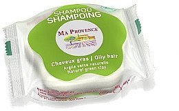 """Parfumuri și produse cosmetice Bio-șampon pentru părul uscat """"Argilă verde"""" - Ma Provence Shampoo"""