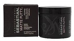 Parfumuri și produse cosmetice Pastă de păr - Sebastian Professional Matte Putty
