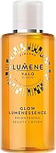 Parfumuri și produse cosmetice Loțiune pentru față - Lumene Valo Glow Lumenessence Lotion