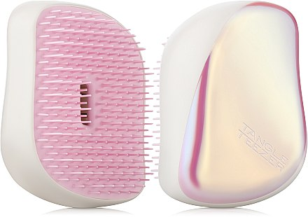 Perie de păr - Tangle Teezer Compact Styler Smooth and Shine