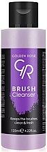 Parfumuri și produse cosmetice Soluție curățare pensule de make-up - Golden Rose Makeup Brush Cleanser