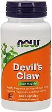 "Parfumuri și produse cosmetice Capsule ""Gheara Diavolului"" - Now Foods Devil's Claw"