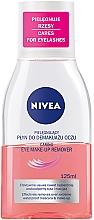Parfumuri și produse cosmetice Soluţie demachiantă pentru ochi - Nivea Make-up Expert