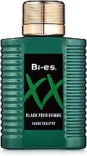 Parfumuri și produse cosmetice Bi-Es XX Black Pour Homme - Apă de toaletă