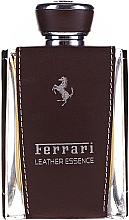 Parfumuri și produse cosmetice Ferrari Leather Essence - Apă de parfum (tester cu capac)