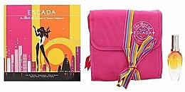 Parfumuri și produse cosmetice Escada Rockin Rio - Набор(edt/30ml + bag)