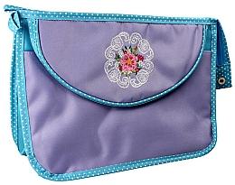 "Духи, Парфюмерия, косметика Косметичка ""Mandala"", 98178, фиолетово-голубая - Top Choice"