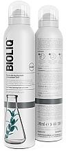 Parfumuri și produse cosmetice Spumă-balsam pentru curățarea corpului - Bioliq Clean 2 in 1 Body Balm And Cleansing Wash Foam