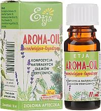 Parfumuri și produse cosmetice Compoziție de uleiuri esențiale naturale - Etja