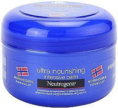Parfumuri și produse cosmetice Balsam de corp pentru pielea uscată - Neutrogena Ultra Nourishing Intensive Balm