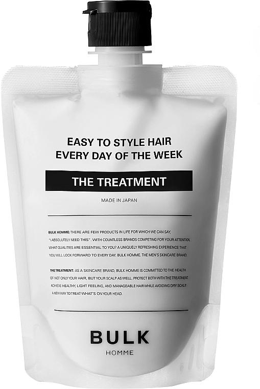 Бальзам для волос - Bulk Homme The Treatment For Man — фото N1