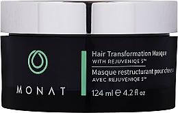 Parfumuri și produse cosmetice Mască de păr - Monat Hair Transformation Masque