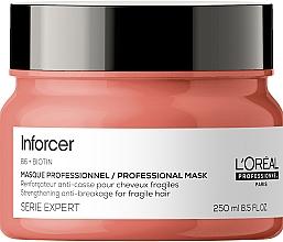 Parfumuri și produse cosmetice Masca pentru întărirea firului de păr - L'Oreal Professionnel Inforcer Strengthening Anti-Breakage Masque