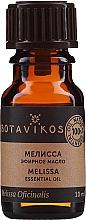 """Parfumuri și produse cosmetice Ulei esențial """"Melissa"""" - Botavikos 100% Melissa Essential Oil"""