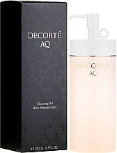 Parfumuri și produse cosmetice Ulei de față - Cosme Decorte AQ Cleansing Oil